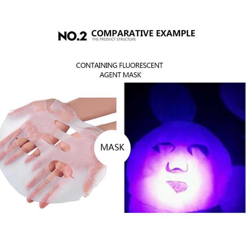Đèn pin UV Mini ĐÈN Pin LED 395nm đèn Bước Sóng Ánh Sáng Tím UV 9 Đèn LED Torcia Linterna Đèn Bằng Nhôm Z30