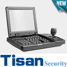 8 inch Screen Keyboard Controller for SDI Analog PTZ camera