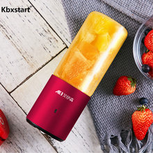 Electric Portable Juicer Mini Fruit Juice Maker USB Charging Smoothie Blender Dormitory Automatic Household Extractor