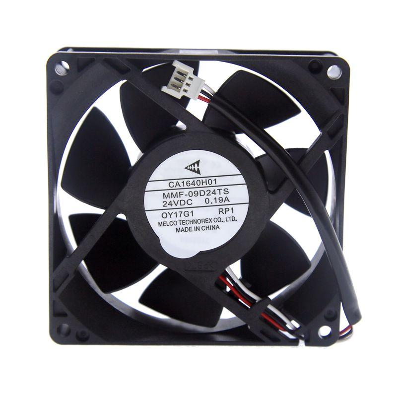 Nouveau pour Mitsubishi convertisseur ventilateur CA1322-H01 24 V 0.19A MMF-09D24TS-RP1