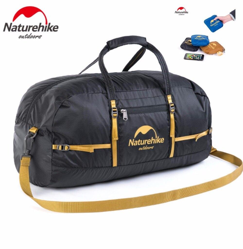Prix pour Marque NatureHike Ultra-Léger Voyage Sac Unisexe Imperméable Bagages Sac Camping Multifonctionnel Unique Sac À Bandoulière