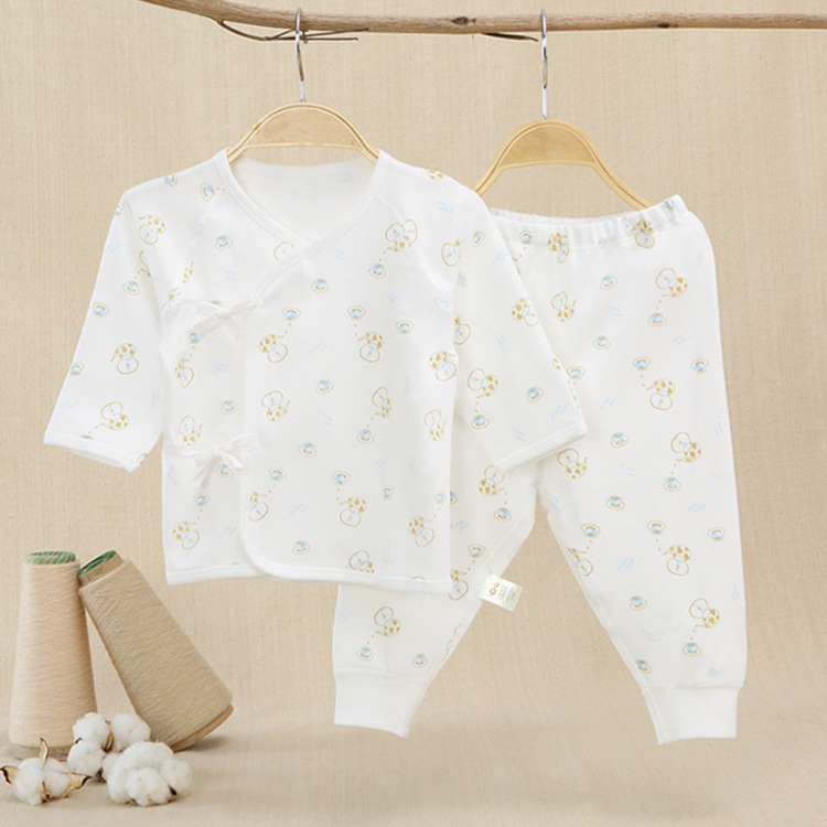 Children 39 s Cotton Underwear Set Baby Autumn Clothes Set Baby Underwear 2019 Spring Newborn Underwear Baby Clothes in Clothing Sets from Mother amp Kids