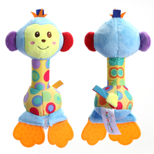 Baby Soft Teether Toys
