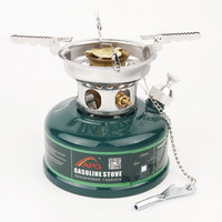 Outdoor Petrol Stove Oil Burners Portable Cooking Gasoline Stove Camping Equipment