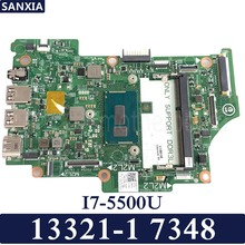 KEFU 13321-1 Laptop motherboard for Dell 7348 Test original mainboard I7-5500U
