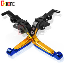For Honda CBR650F/CB650F CBR CB 650 F 2014-2016 Motorcycle Accessories CNC aluminum adjustable brake clutch levers