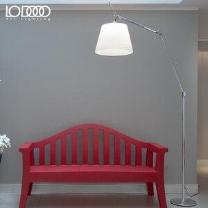 Image 3 - LODOOO 북유럽 현대 이상적인 서스펜션 조명기구 펜던트 조명 사무실 연구실 미니멀리즘 E27 회전 교수형 펜던트 램프