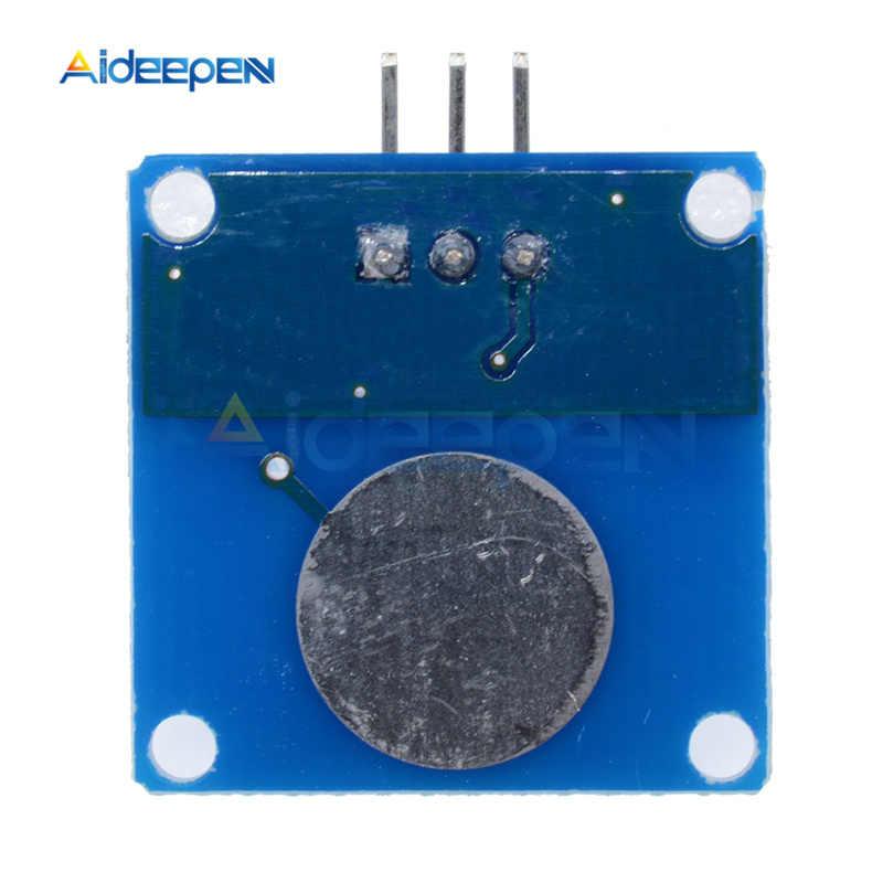 DC 2,4 V-5 V цифровой емкостный сенсорный выключатель Сенсор модуль Неполярные и шим одним нажатием кнопки для светодиодный потолочный светильник DIY кронштейн для автомобильной фары