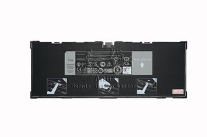 Image 2 - Jigu bateria de tablet original 100%, bateria de tablet 312 1453 xrxmg vyp88 451 bbin xmfy3 para dell plataforma 11 pro 5130 9mgcd 7.4v 32wh