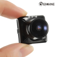 New Arrival Eachine C800T 1/2.7 CCD 800TVL 2.5mm Camera with OSD Button DC5V-15V NTSC PAL Swtichable for RC FPV Camera Drones