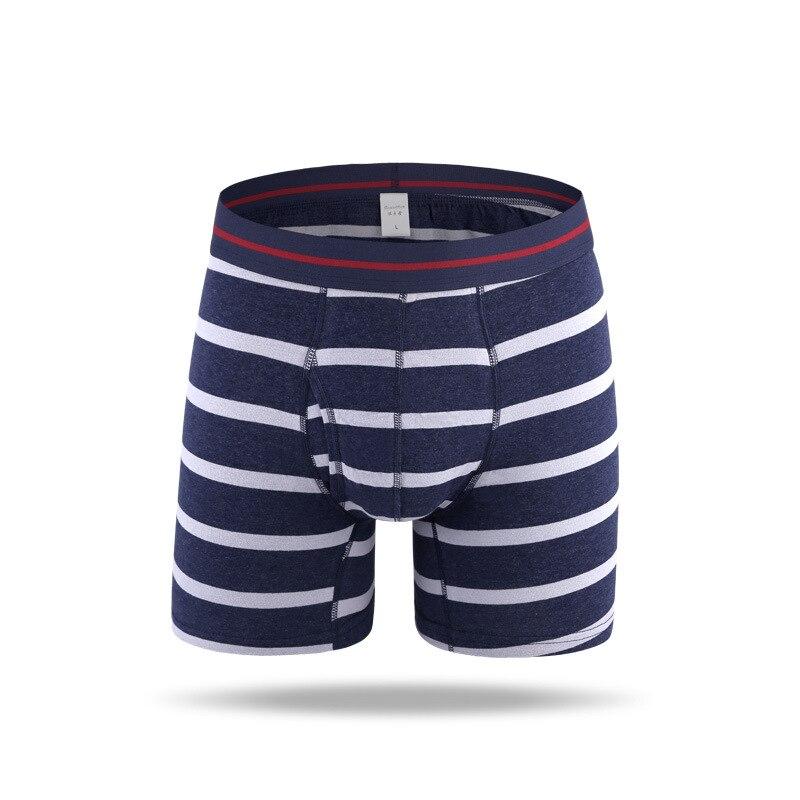 081c42f7fe1f5a 2017 mężczyzna paski underwear sexy długa spendex bokserki męskie bokserki  bawełniane body długi crpg underwear 5 kolory w 2017 mężczyzna paski  underwear ...