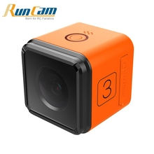 In Stock RunCam 3 64G HD 1080p/60fps NTSC/PAL Switchable 155 Degree Wide Angle WiFi FPV Action Camera for RC Drone Quadcopter