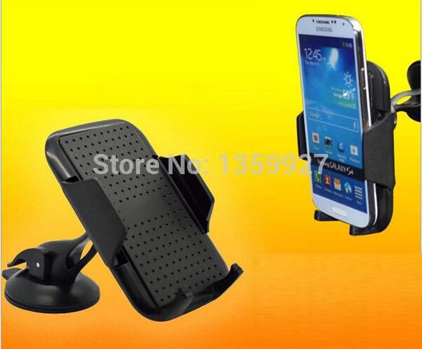 1 pc novo tipo copo suporte para Carro universal de 360 graus suporte do telefone móvel