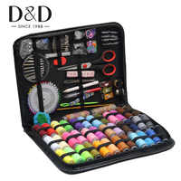 183Pcs/Set Travel Sewing Kit Box Kitting Needles Tools Quilting Thread Stitching Embroidery Craft Sewing Kits Christmas Gifts