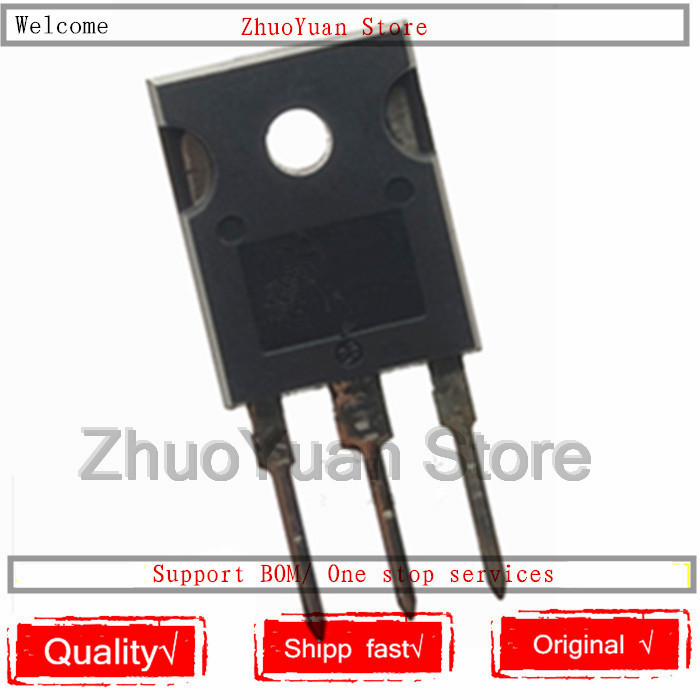 1PCS/lot STGW40V60DF GW40V60DF  TO-247 40A 600V Power IGBT Transistor