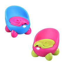 Plastic Baby Toilet Potty WC Car Seat Children Kids Toilet Trainer Portable Non-slip Child Baby Travel toilet seats with cover