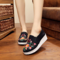 New Women Chinese Traditional Embroidered Shoes SMYXHX-D0221