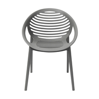 Diamond Expo 4 Pack Indoor/Outdoor Accent Chairs In Polypropylene
