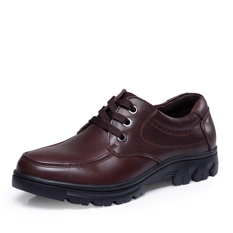 Big Size 11.5 12.5 13 14 15 Mens Dress Shoes Man Office