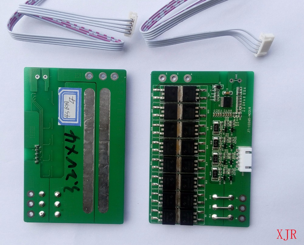 4s 60a Lifepo4 Bms Pcm Pcb Battery Protection Circuit Board For 4 18650 Packs Cell W Balance In Chargers From Consumer Electronics On
