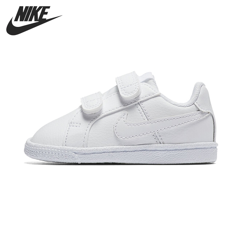Original New Arrival NIKE COURT ROYALE BTV Kids Shoes Children Sneakers
