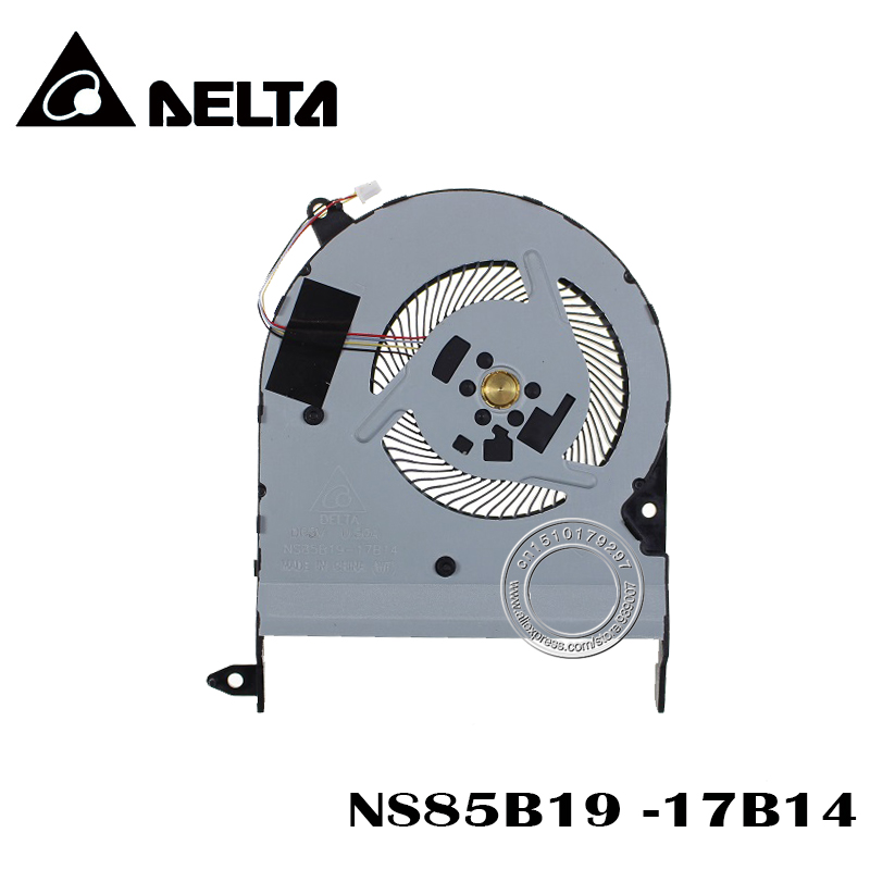 NEW CPU COOLING FAN FOR ASUS TF410 NS85B19 17B14 DC5V 0 50A