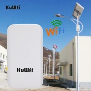 Image 5 - 2 個ハイパワー 5 2.4ghz の屋外ポイントツーポイントブリッジ CPE 事前プログラム WDS モード 300 150mbps のワイヤレスブリッジ Cpe ルータ 802.11b/g/n