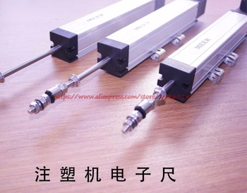 Free shipping     linear displacement sensor rod electronic ruler LWF-100-A1 LPT encoder CWY-DW cable