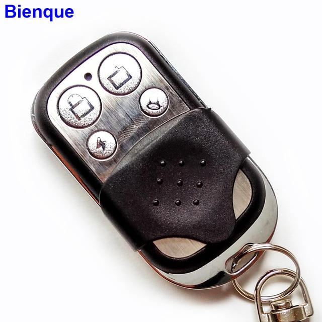 universal garage door opener remote control 4 channel 433mhz auto gate copy 2260 2262 pt2264 for - Garage Opener Remote