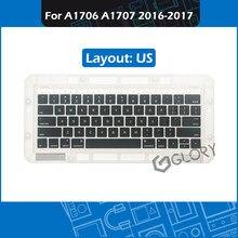 Nuevo conjunto completo de teclas con diseño estadounidense para Macbook Pro Retina 13