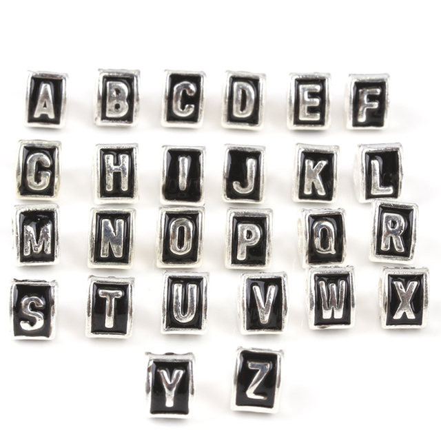 charme pandora lettre