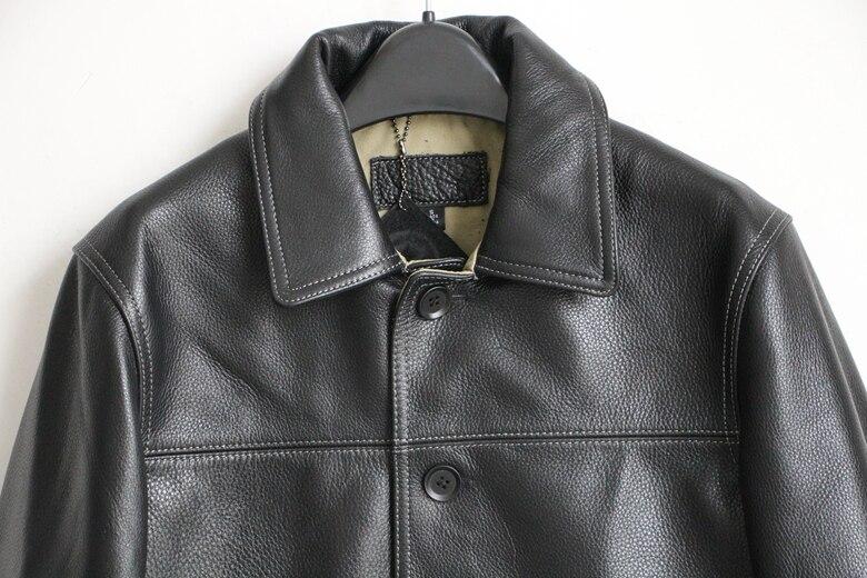 HTB11VdFiYZnBKNjSZFhq6A.oXXa3 Free shipping,Brand men's 100% genuine leather Jackets,classic oil wax cow leather jacket,japan brakeman jacket.original