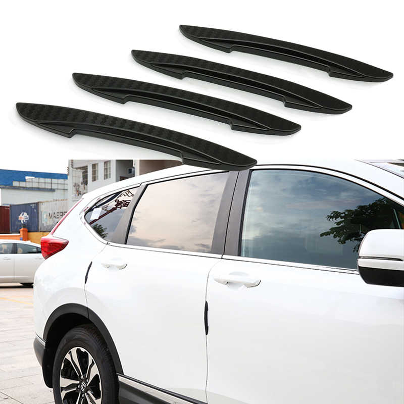 Detail Feedback Questions about 4x Car Door Anti collision