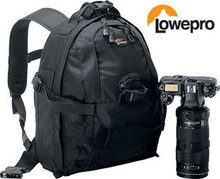 Lowepro Mini T Rekker AW DSLRกล้องแล็ปท็อปกระเป๋าเป้สะพายหลังR UcksackสำหรับCanon Nikonกันน้ำ+สภาพอากาศปกMiniTrekker