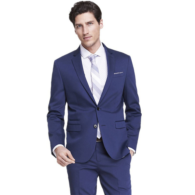 Aliexpress.com : Buy 2016 New Style Mens Suits Groomsmen Notch ...