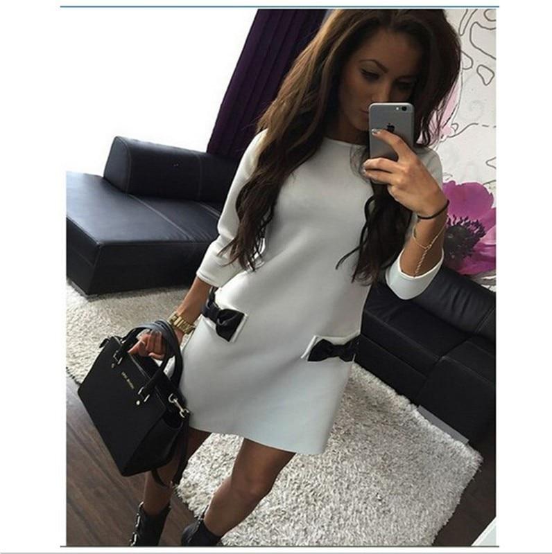 09e760800c long sleeve dress women 2019 spring fashion ladies casual plus size clothes  female dresses vintage womens clothing elegant