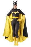 High Quality Halloween Women S Batman Costumes Female Adult Children Zentai Lycra Spandex Party Superman Costume