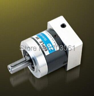 60mm 1:10 rapporto di cambio riduttore epicicloidale applicate per motore passo-passo nema23 servo motor planetary riduttori micro velocità cambio