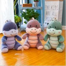 Wyzhy Творческий динозавр Подушка плюшевая игрушка для дивана Спальня украшение в виде отправьте друзьям и подарки для детей 20 см