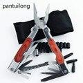 Alicate multitool stripper alicate tuba ferramenta de friso cortador de cabo de fio agulha-nariz combinação workpro krimptang pelacables novo