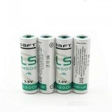 4 шт. SAFT LS14500 LSG14500 LS-14500 CER14505 AA 3,6 V литиевая батарея для оборудования, запасная универсальная литиевая батарея