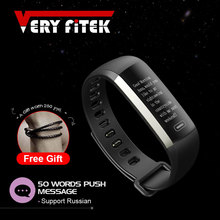 Original R5MAX Smart Fitness Bracelet Intelligent 50 Words Push Message Blood Pressure Oxygen Heart Rate Monitor Wristbands