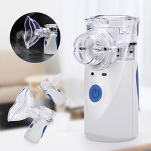 Portable Mini Mesh Humidifier Handheld Inhaler Nebulizer For Family Travel Use USB Mesh Nebuliser Humidifier Sprayer