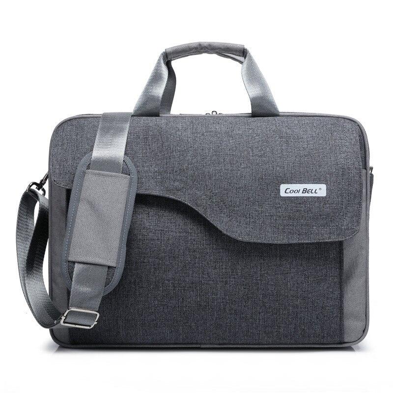 Coolbell 2018 mallette d'affaires pochette d'ordinateur en Nylon tissu multi-fonction étanche sacs à main homme d'affaires portefeuilles sac à bandoulière