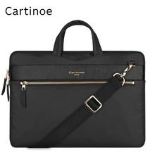 2017 Hot Brand Cartinoe Messenger Bag For Macbook Air,Pro,11″,12″,13 inch, Handbag Case For Laptop 13.3 inch, Free Drop Shipping