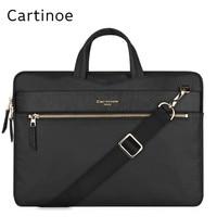 2018 New Brand Cartinoe Messenger Bag For Macbook Air,Pro,11,12,13 inch,Handbag Case For Laptop 11.6,13.3 Free Drop Shipping