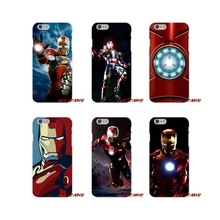 For Samsung Galaxy A3 A5 A7 J1 J2 J3 J5 J7 2015 2016 2017 Accessories Phone Cases Covers Superhero Ironman
