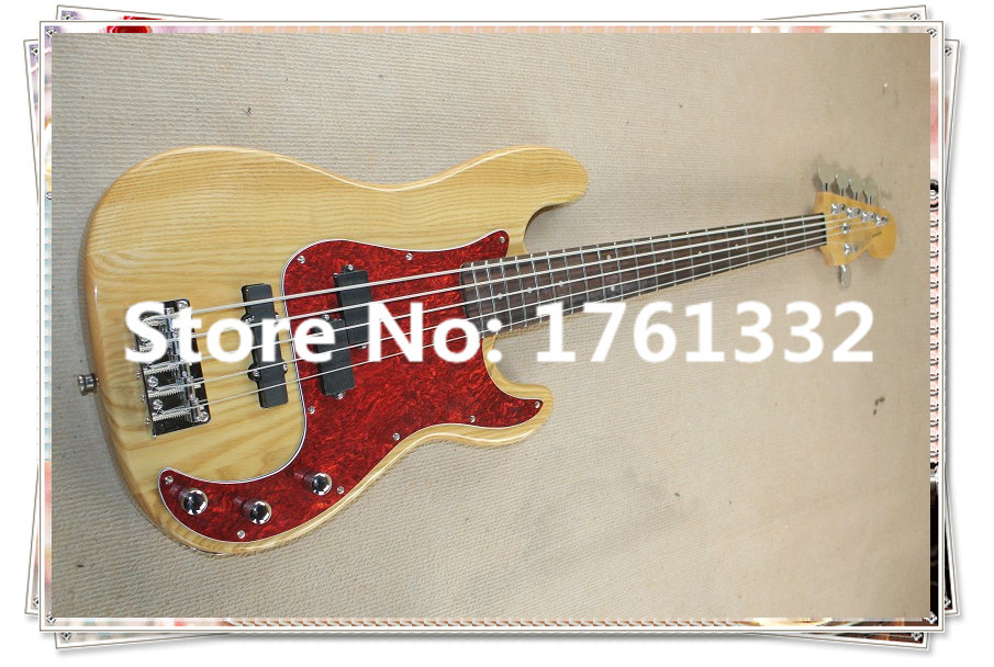 2016 chinese wholesale high quality 20 frets 5 strings electric bass guitar with ash body and. Black Bedroom Furniture Sets. Home Design Ideas