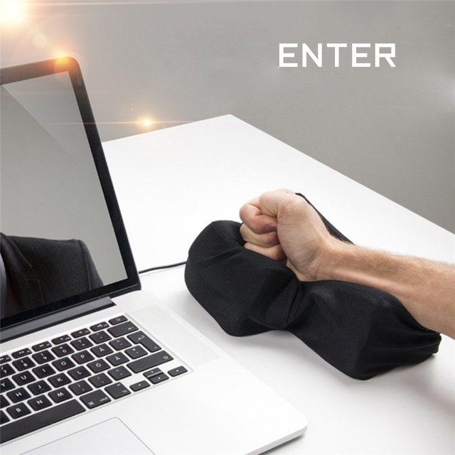 Office nap pillow Inflatable Supersized Usb Enter Key Unbreakable Big Enter Key Desktop Nap Pillow Stress Relief Foam Office Nap Aliexpresscom Supersized Usb Enter Key Unbreakable Big Enter Key Desktop Nap