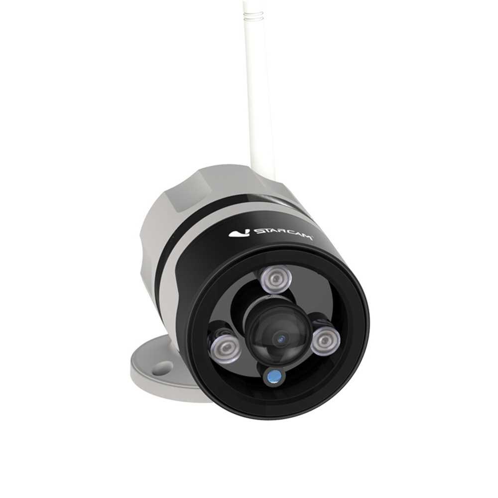 VStarcam C63S Wifi 1080P наружная панорамная камера безопасности высокопроизводительная низкомощная SoC чип IP66 водонепроницаемый пылезащитный